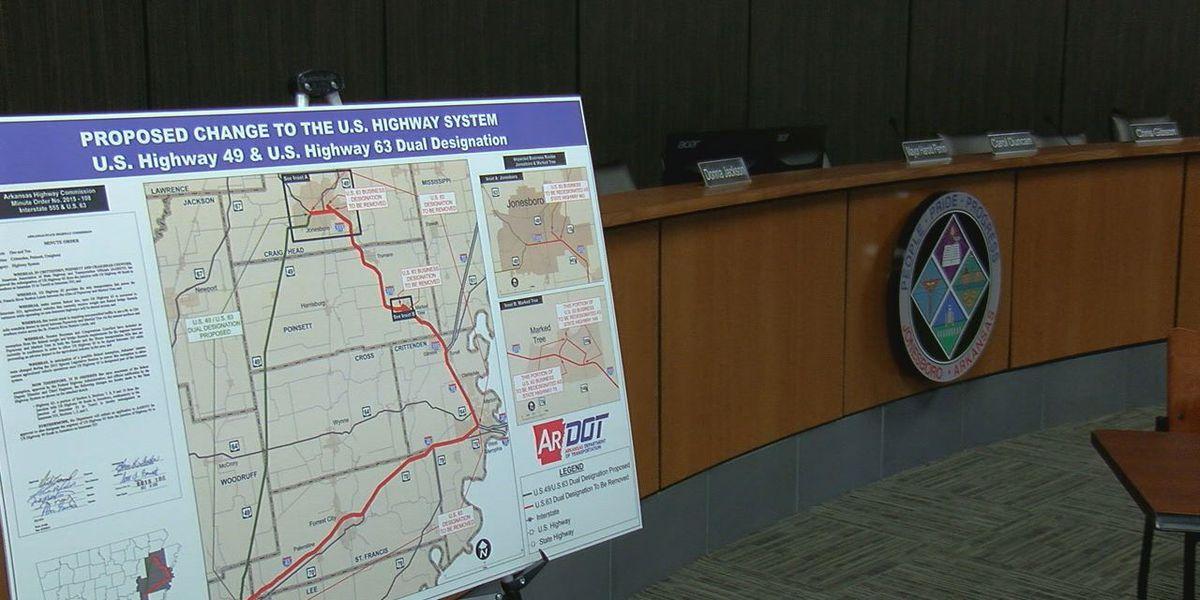 ARDOT hears concerns in Jonesboro