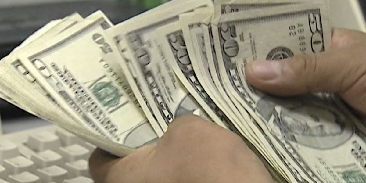 Stimulus checks go out, IRS 'Get My Payment' tool sees high demand