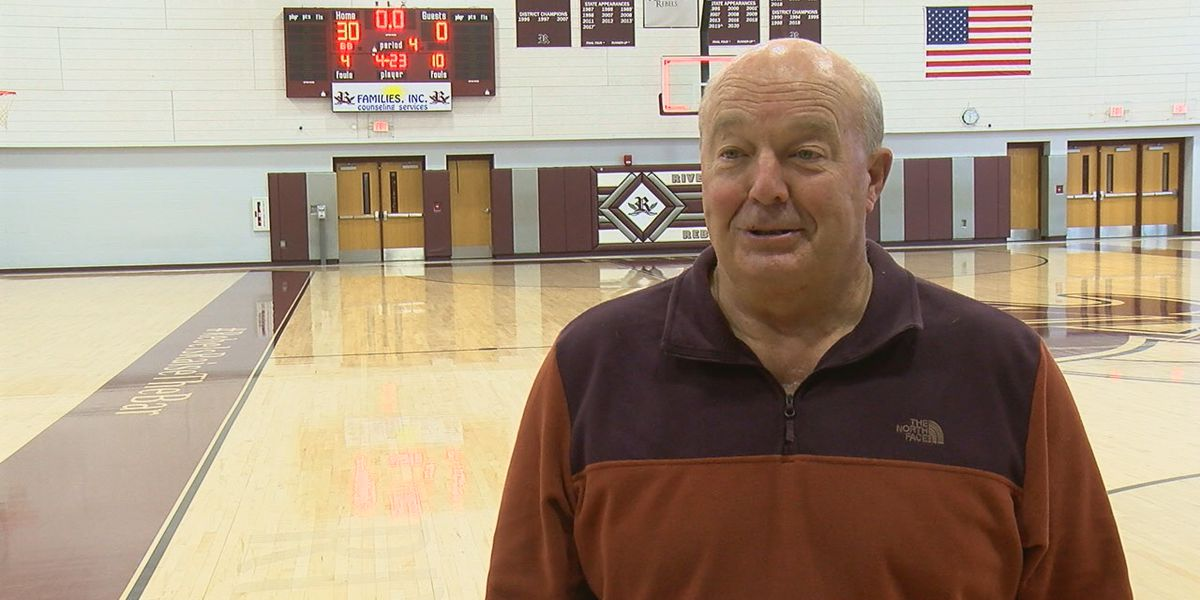Riverside's Buster Campbell collects 900th career win