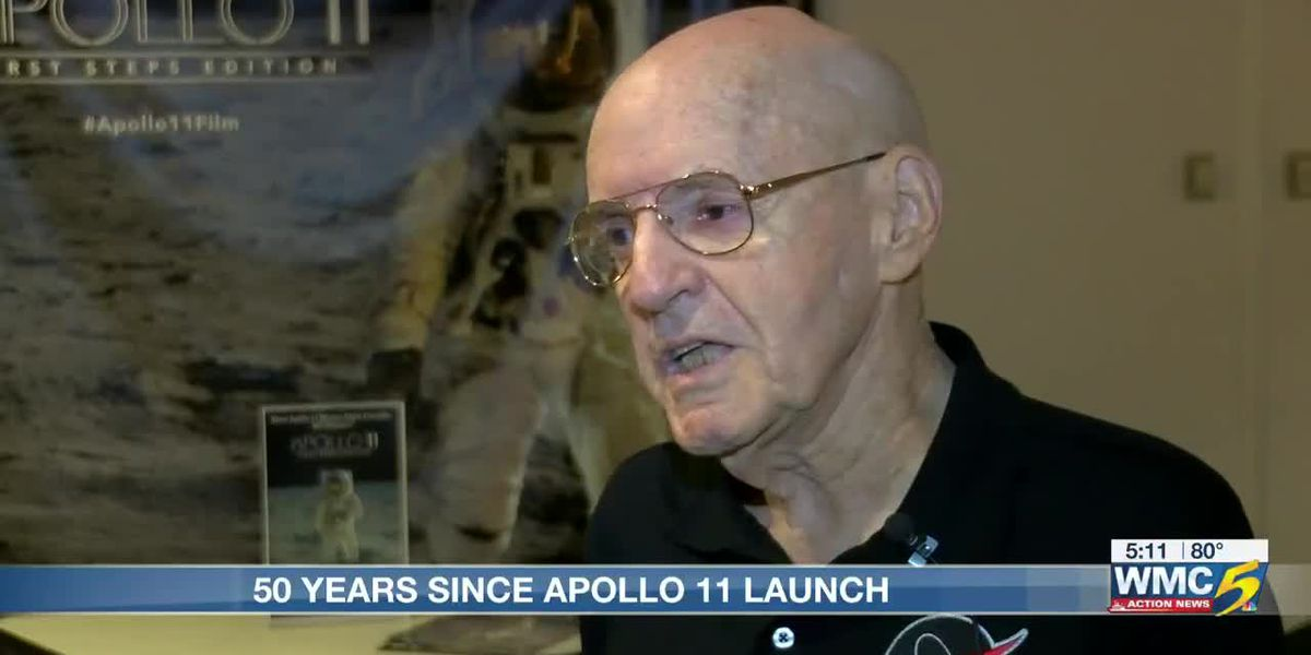 On anniversary of Apollo 11 mission, Memphis man remembers his role as NASA flight controller