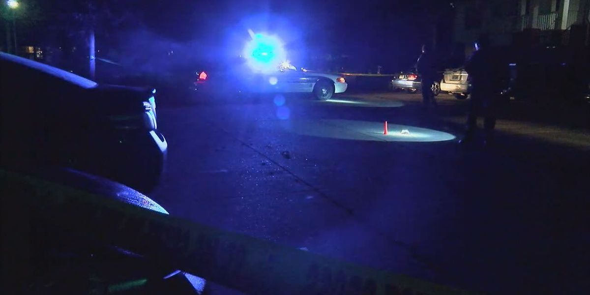 Names released in overnight shooting