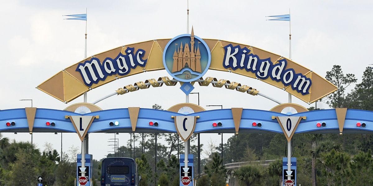 Walt Disney World presenting plans for reopening parks