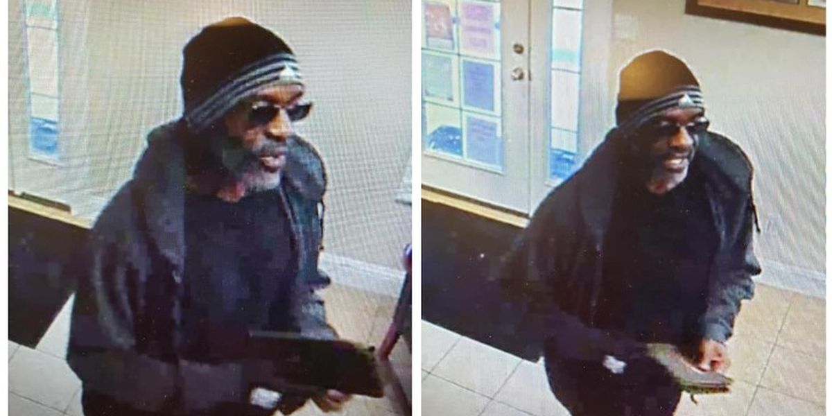 Law enforcement looking for man who robbed Bank of Essex