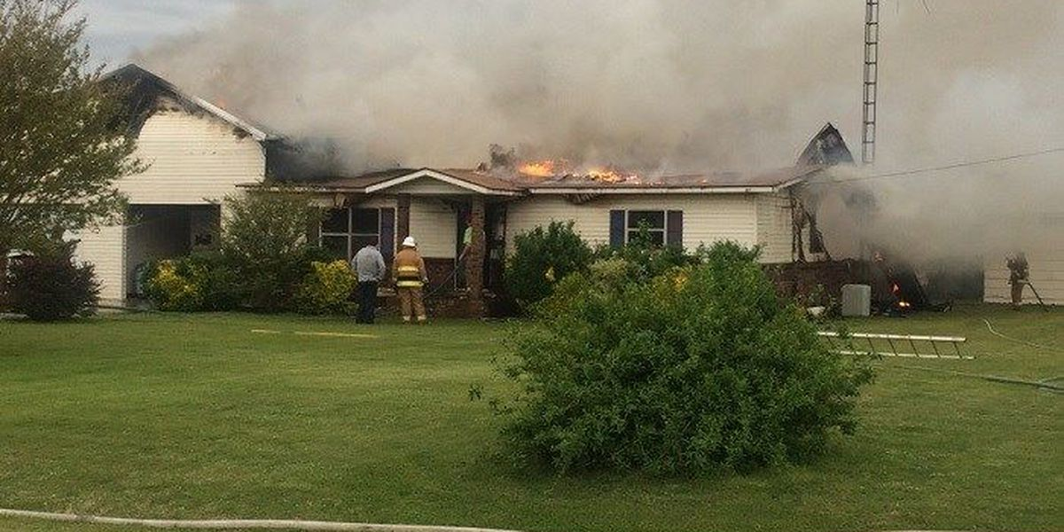Caraway house fire started by space heater, chief says