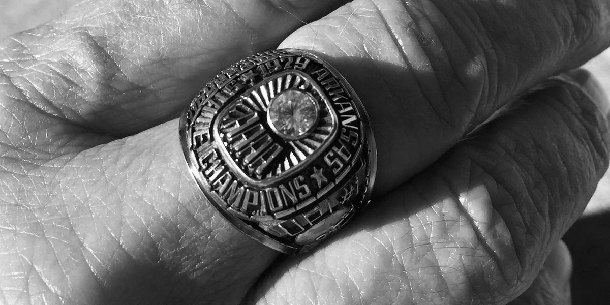Championship ring returned 39 years later