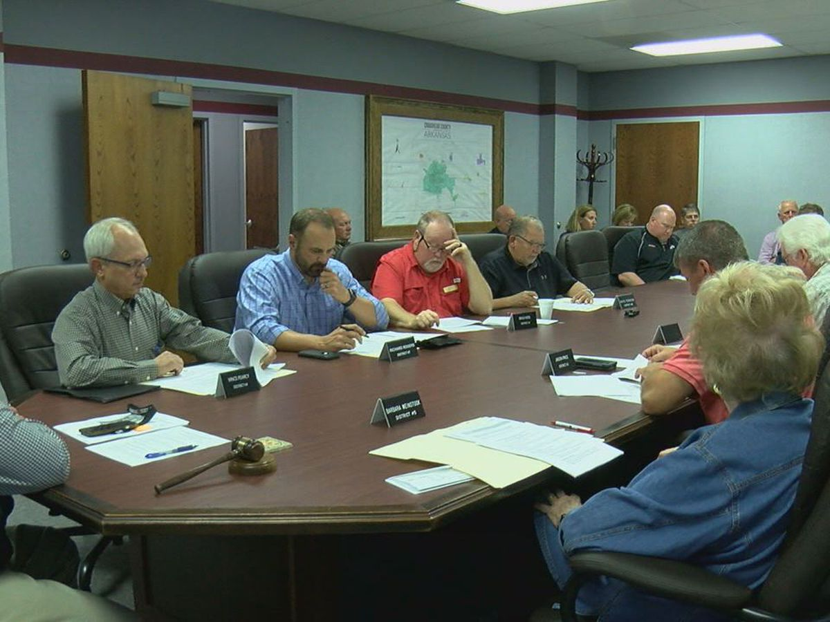 Craighead County approves increasing pay for emergency services director