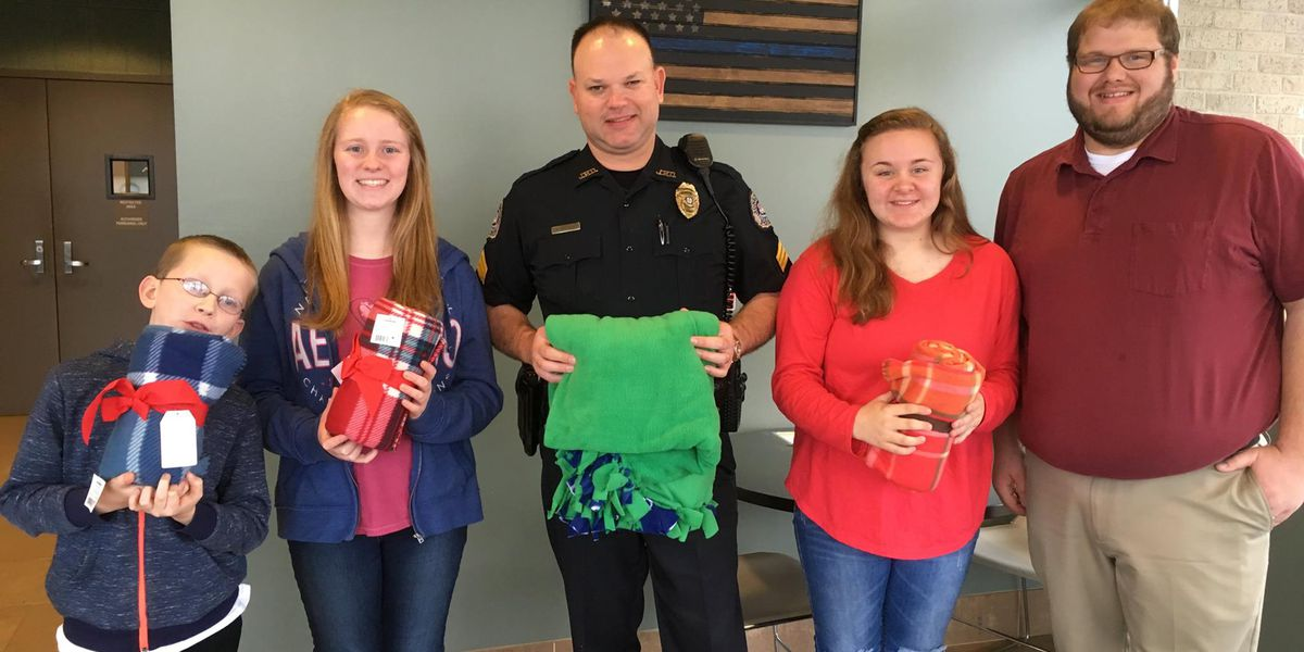 GR8 Job: Students help police, victims
