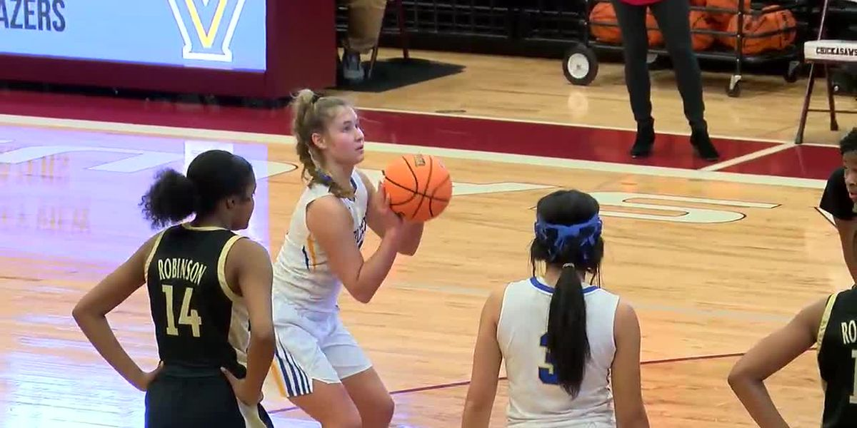 4A East Regional: Valley View girls fall to Robinson