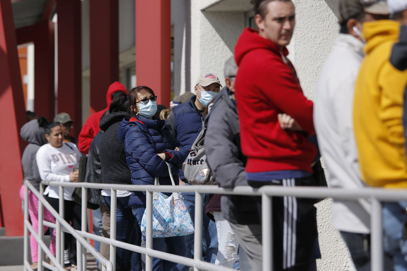 Virus deaths, unemployment accelerating across Europe, US