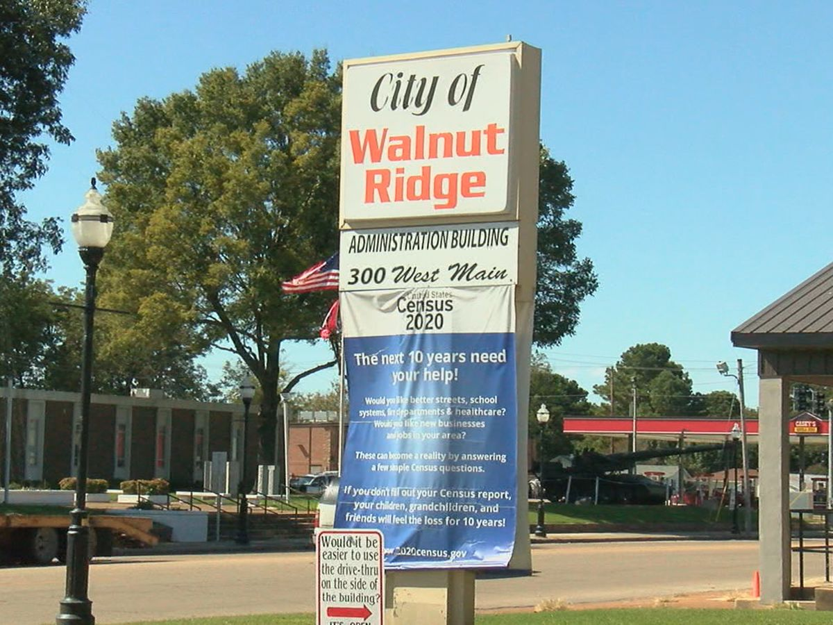 Walnut Ridge sees sales tax revenue increase; works on unexpected projects
