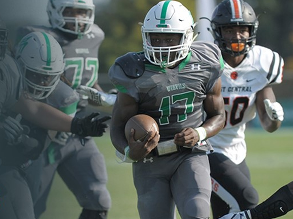 Rivercrest alum Demilon Brown having breakout October at UAM