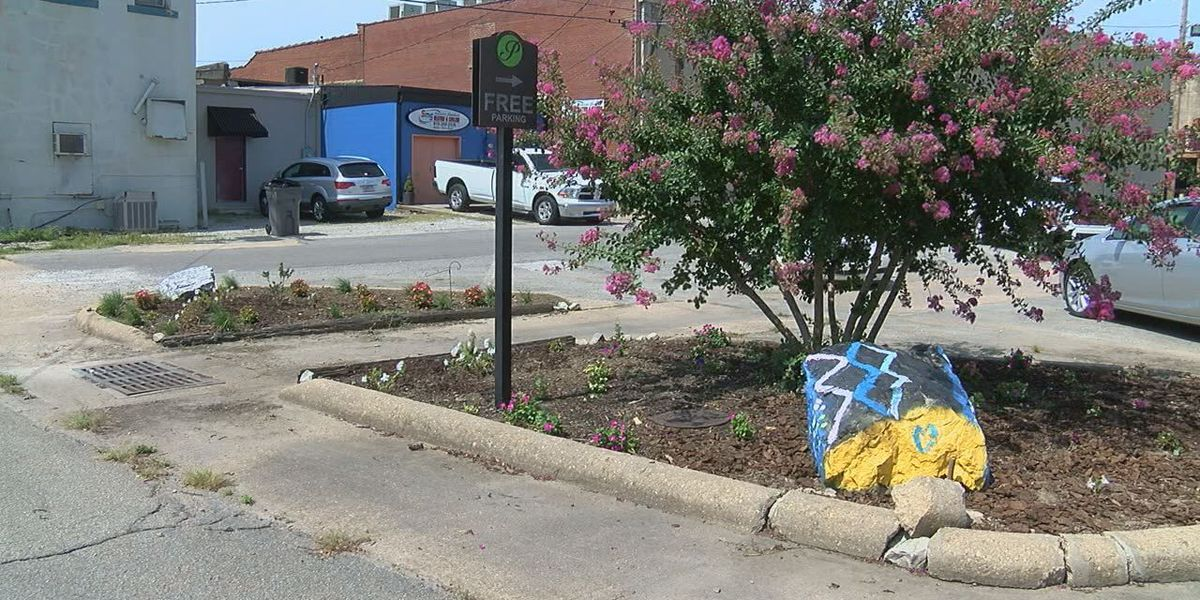 Main Street Paragould adds color to downtown