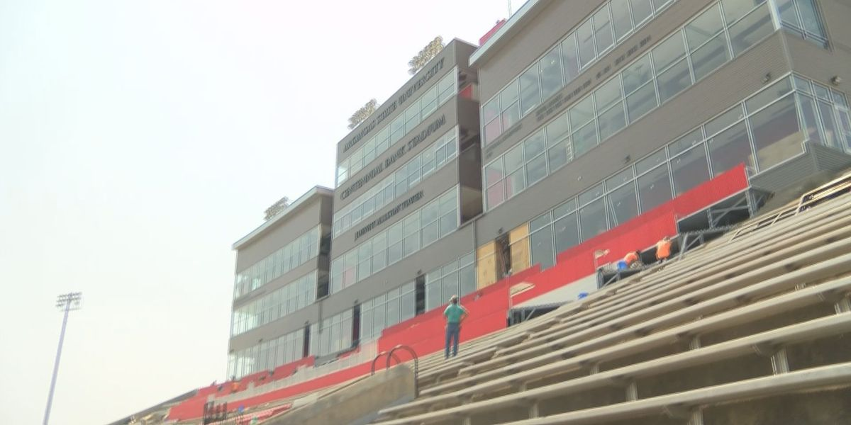 Possible life saving catch made at Centennial Bank Stadium