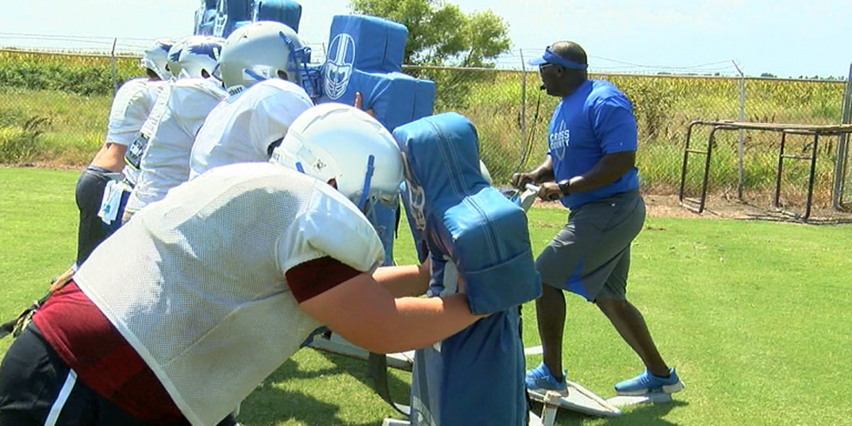 FFN Two-a-Days: Cross County