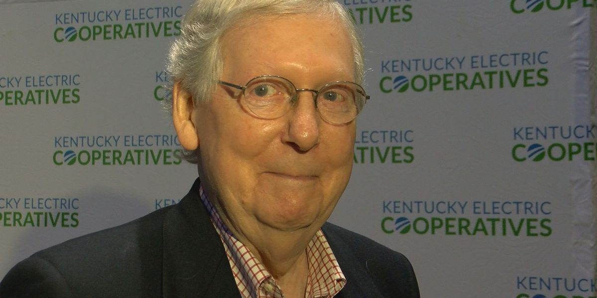Sen. Mitch McConnell files for seventh term in Kentucky