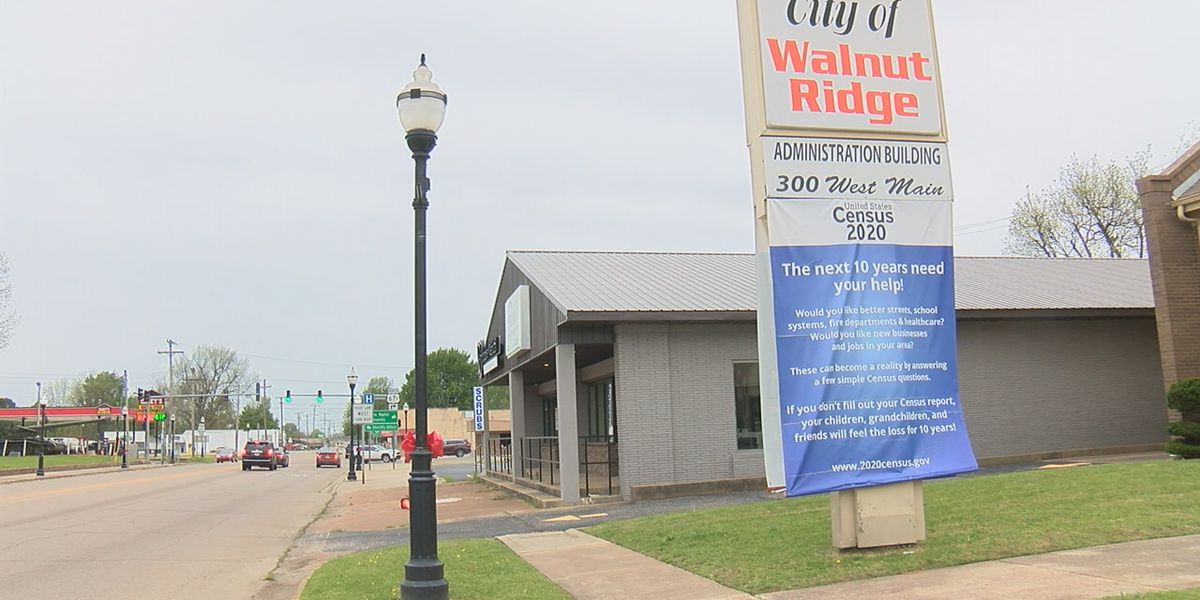 Lawrence County; Walnut Ridge experience sales tax revenue growth