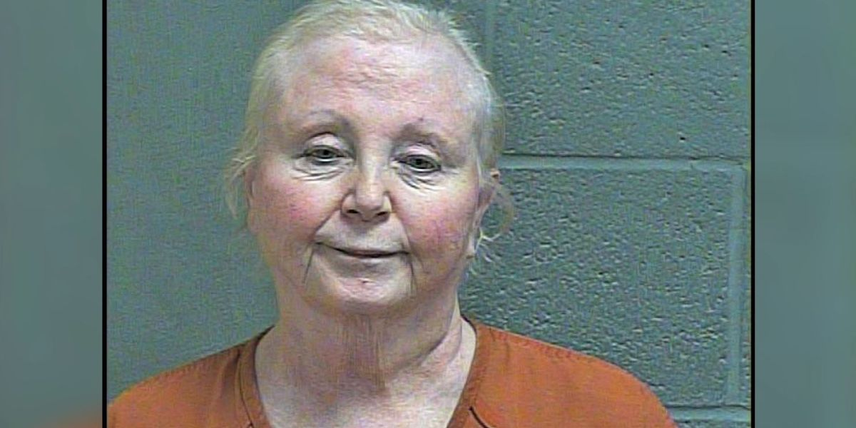 'I shot him': 74-year-old Okla. woman charged with killing husband of more than 20 years