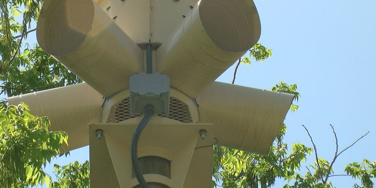 Spread the word: Jonesboro to test tornado sirens
