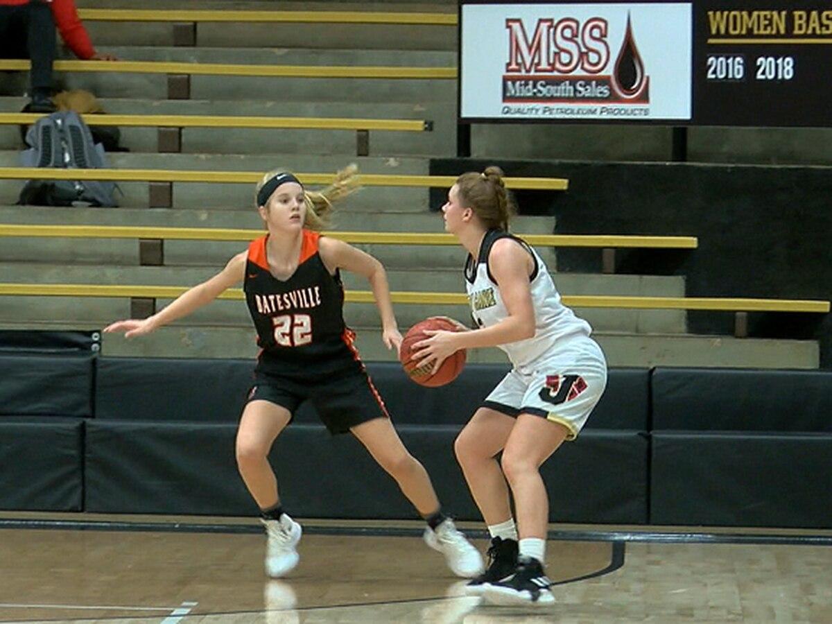 Thursday HS hoops roundup: Jonesboro girls beat Batesville