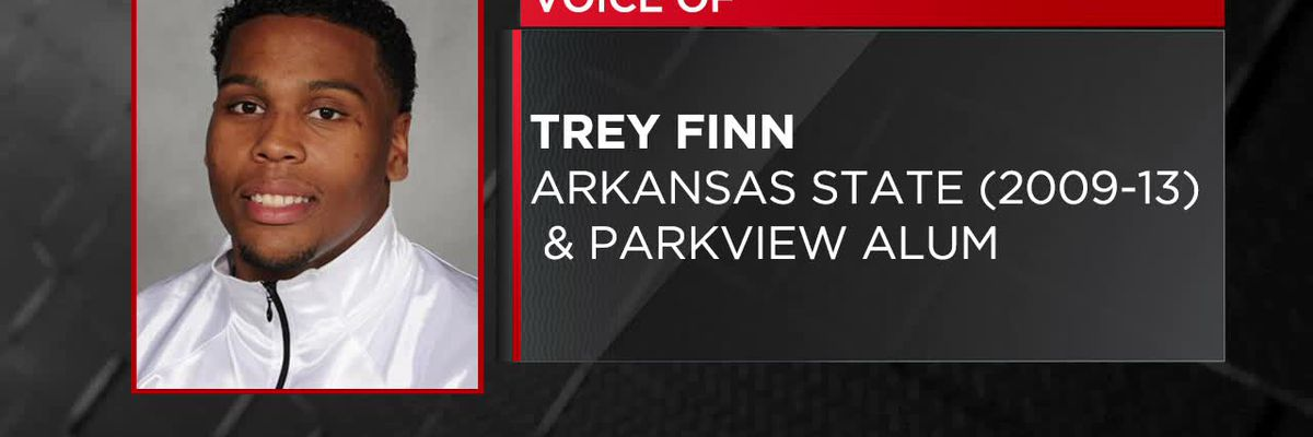 Red Wolves Raw: Former Arkansas State guard Trey Finn reflects on Rakeem Dickerson's passing & more