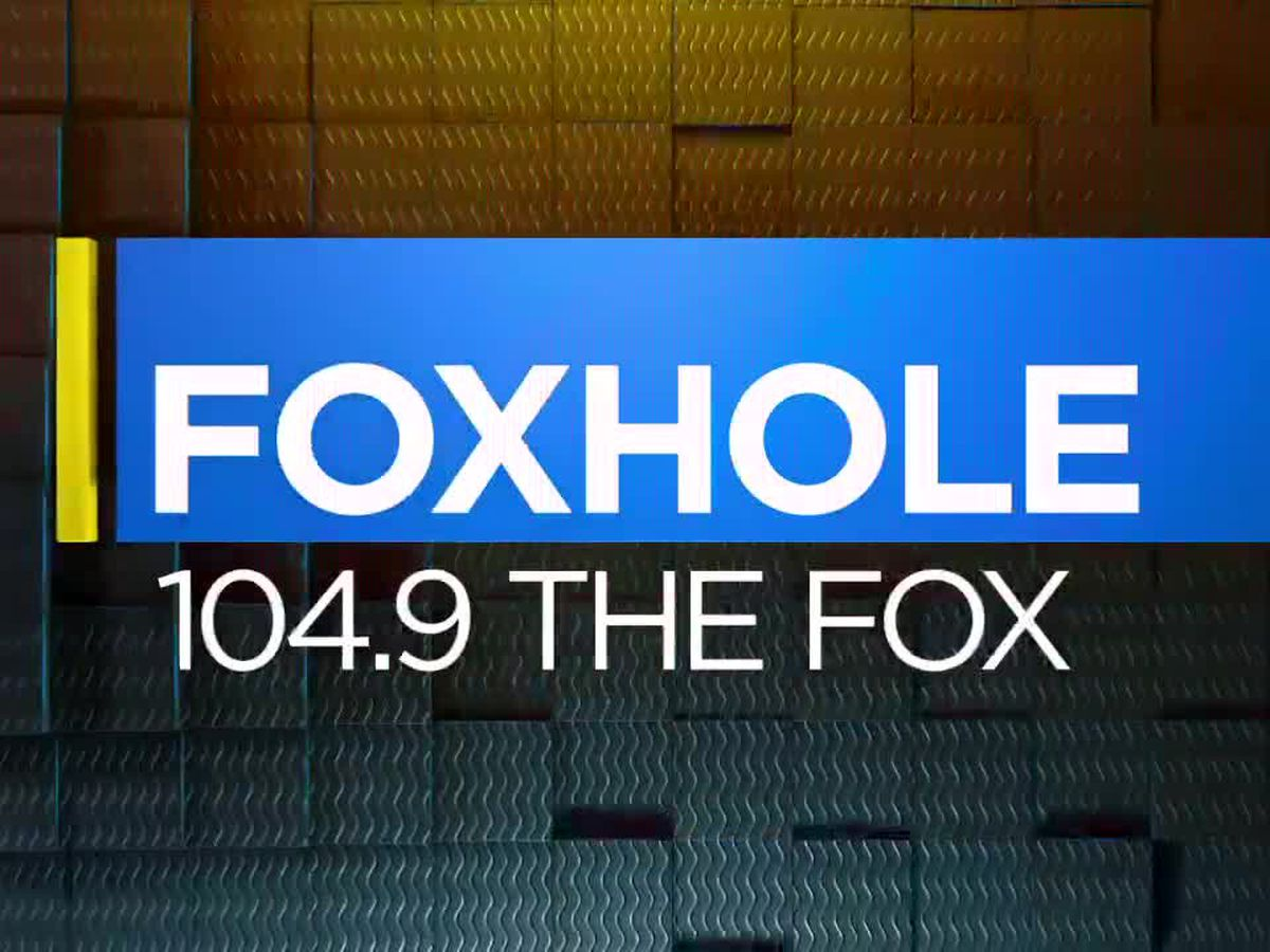 Friday's GMR8 Foxhole with Trey Stafford