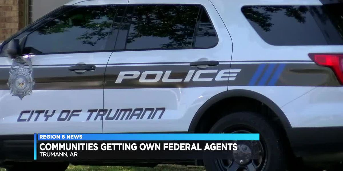 City of Trumann to get federal agent