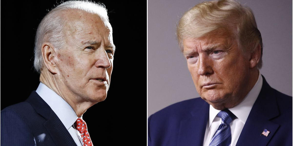 Face-to-face anger: Trump, Biden lash, interrupt each other