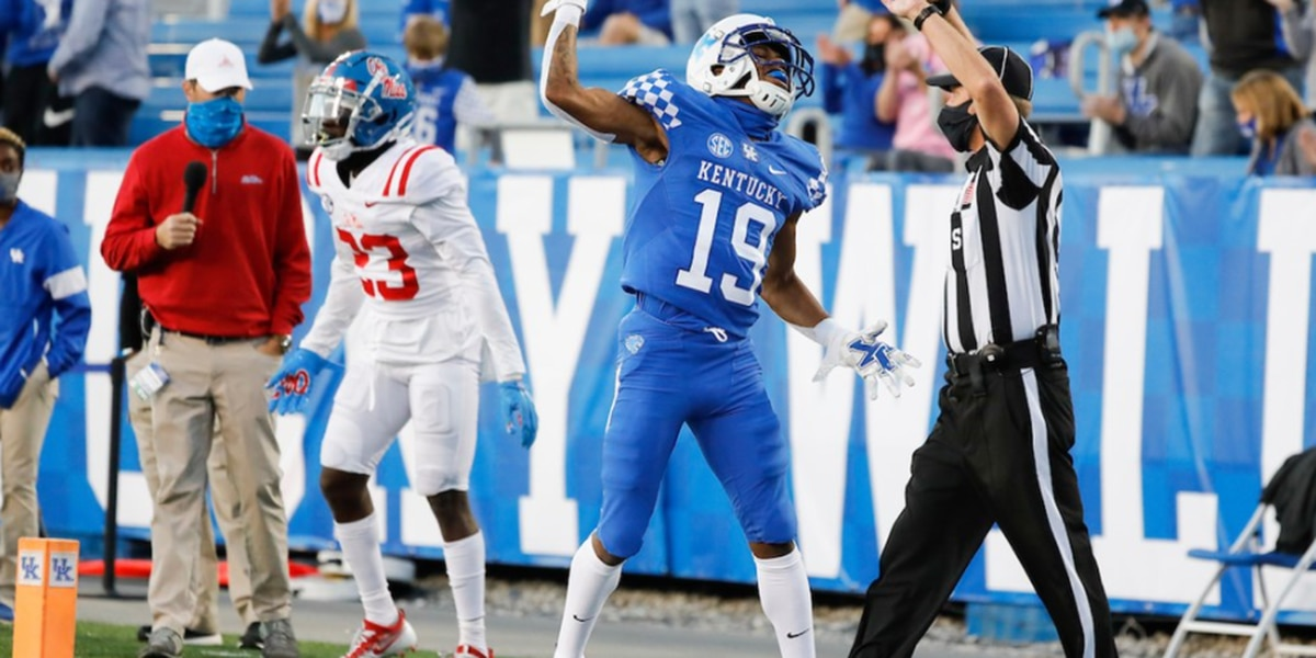 Former Kentucky WR Akeem Hayes commits to Arkansas State
