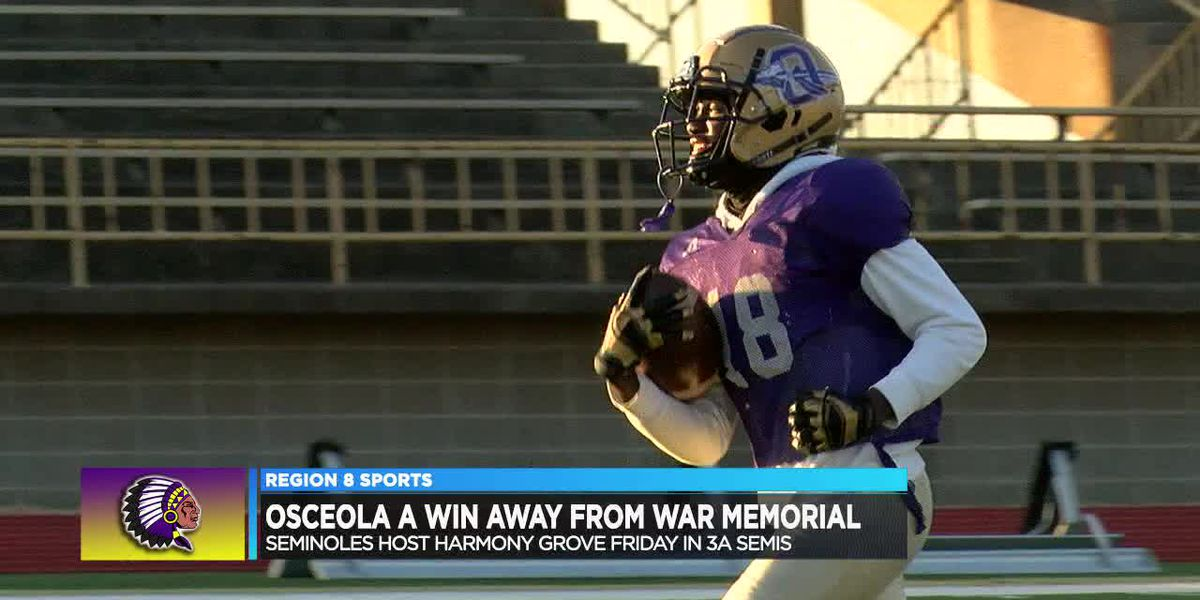 Osceola a win away from returning to War Memorial, host 3A semis Friday