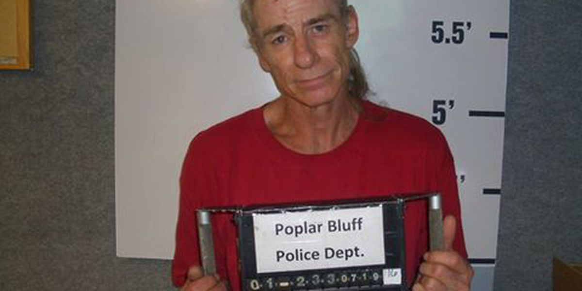 Poplar Bluff police search for non-compliant sex offender