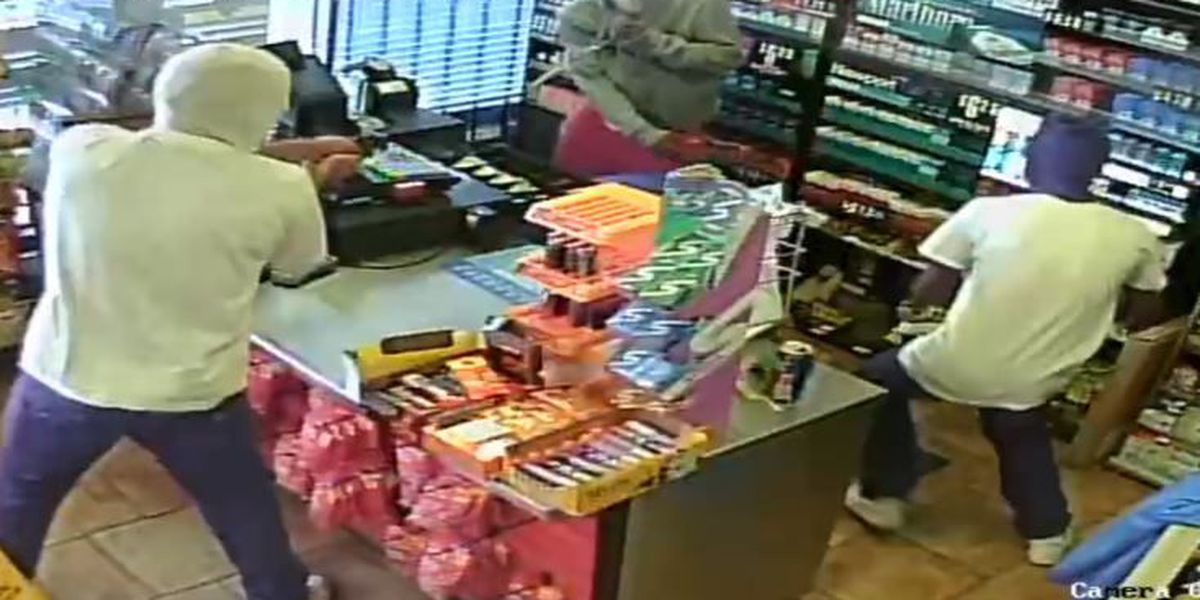 UPDATE: Police release photos of robbery suspects