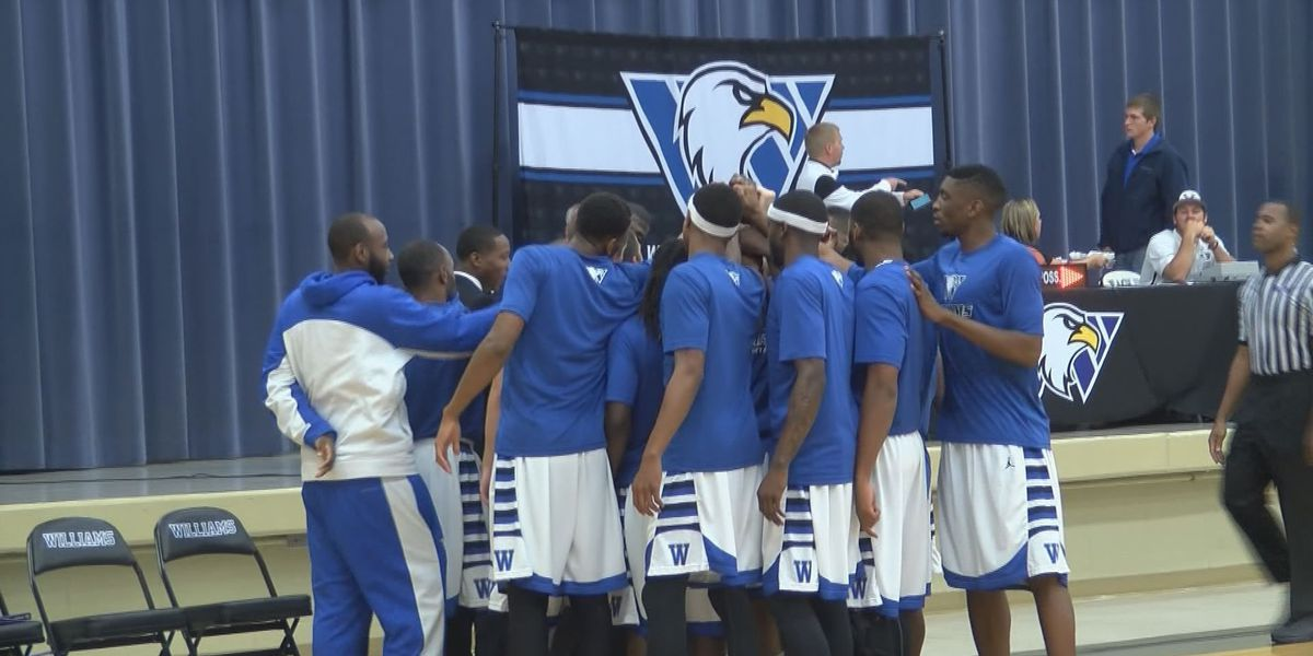 Williams Baptist sweeps CRC in hoops doubleheader