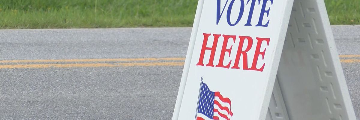 Church hosts voter registration and backpack giveaway