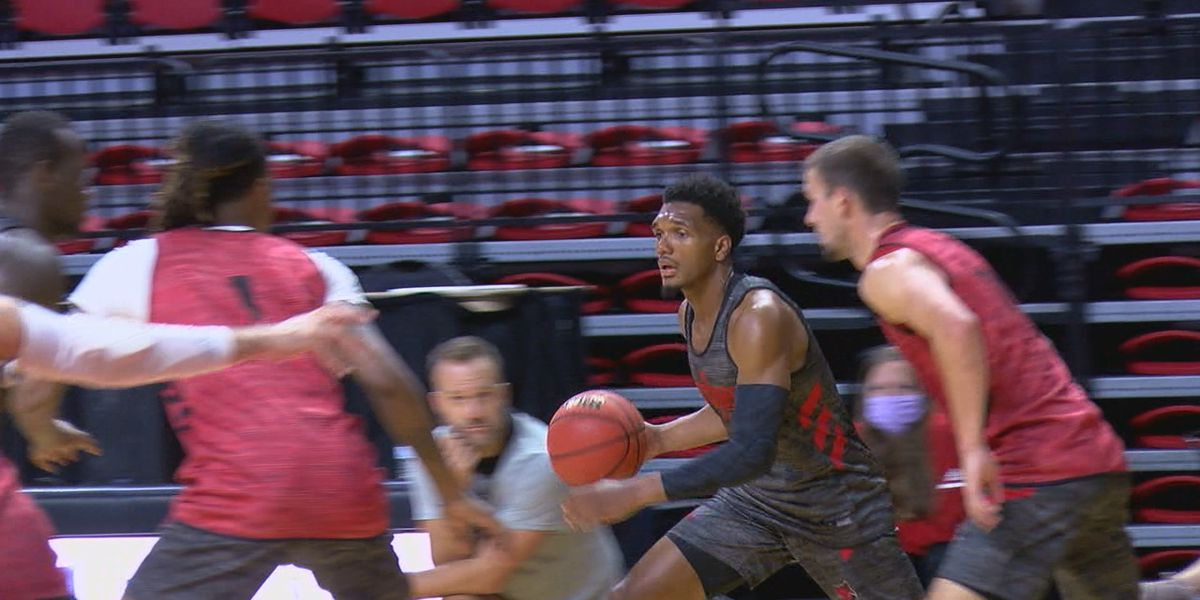 A-State men's hoops begin practice for upcoming season