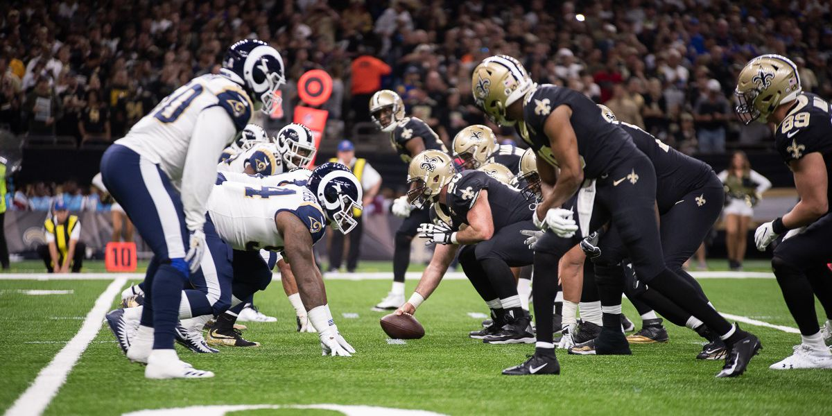 Game Updates: Saints lead Rams 13-3 in 2nd quarter