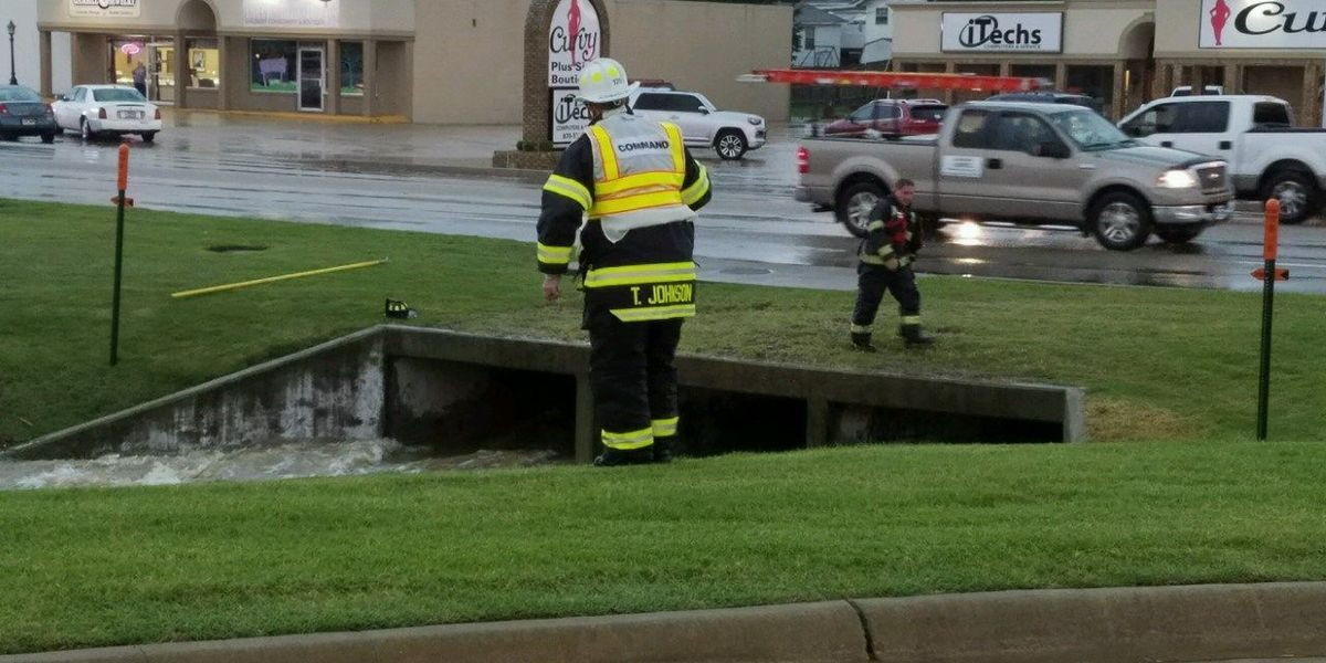 UPDATE: One child missing in flood water
