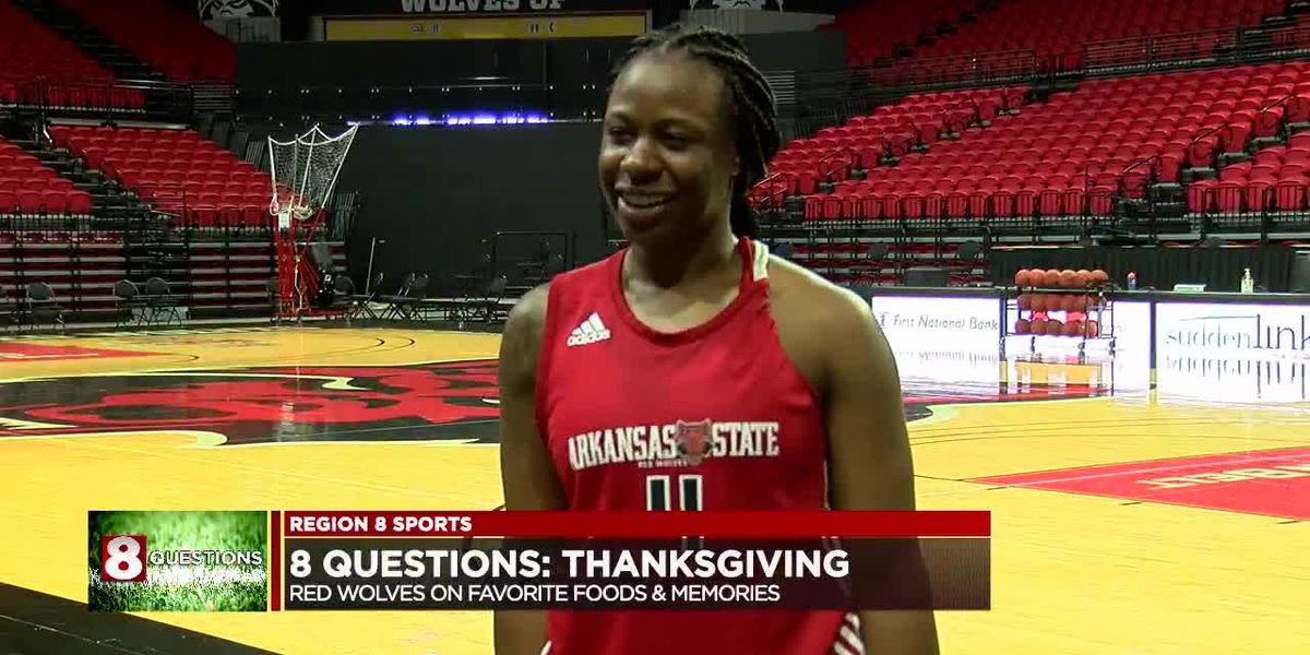 8 Questions: More A-State thoughts on Thanksgiving food & traditions