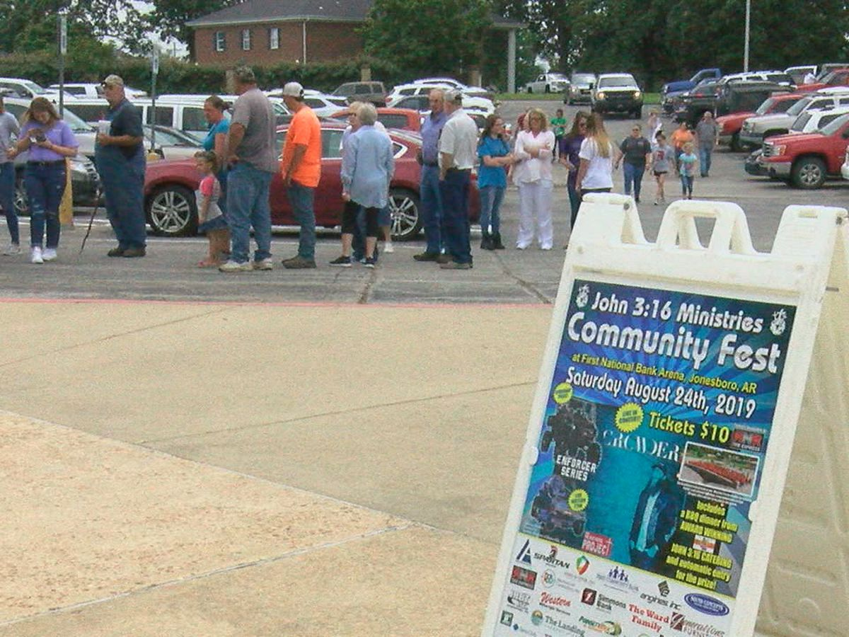 John 3:16 Community Fest brings in thousands to Jonesboro