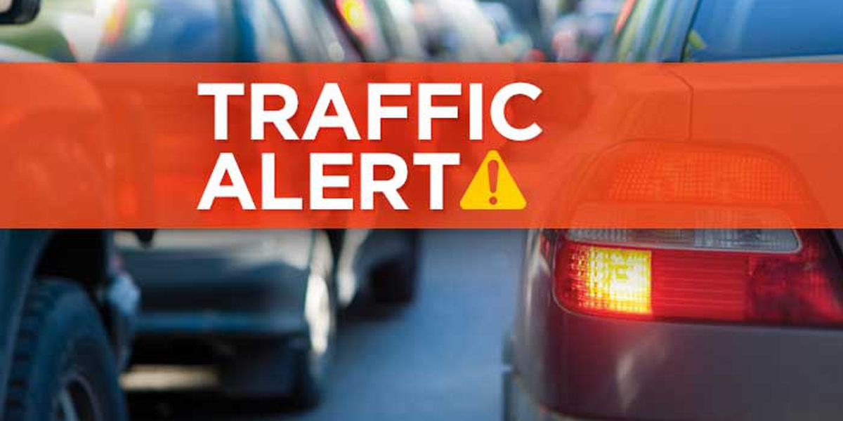 TRAFFIC ALERT: Multi-vehicle crash reported in I-40 heading to Memphis