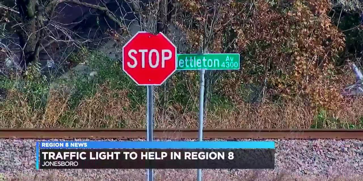 Traffic light to help traffic issues in Jonesboro