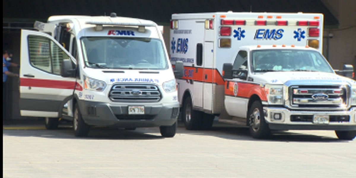 EMS workers preparing for COVID-19 spike