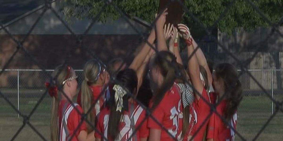 Marmaduke wins 3-2A Softball Title