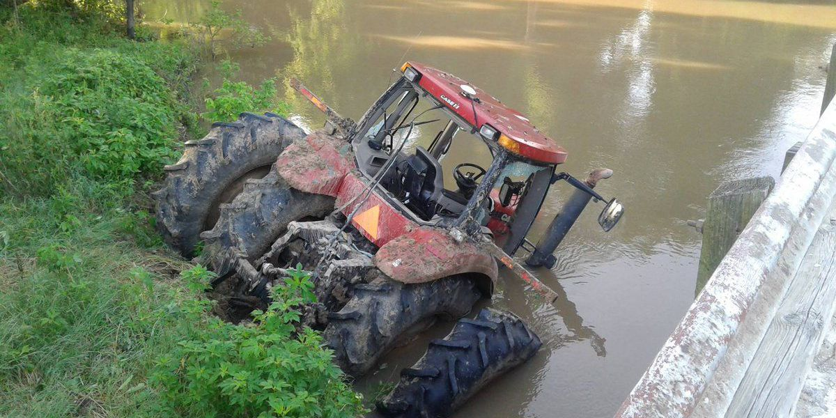 Two tractors destroyed in theft, repairs near $200,000