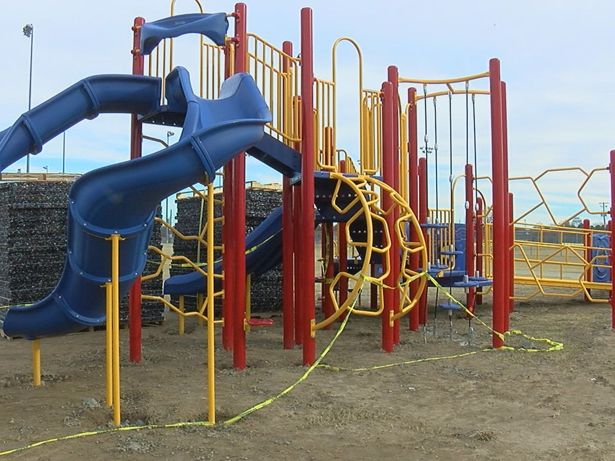 Wynne Sports Complex renovations underway