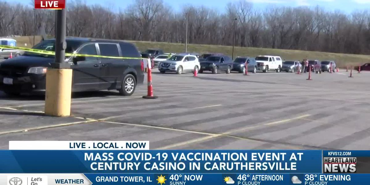 Registration full for Caruthersville, Mo. mass COVID-19 vaccination clinic