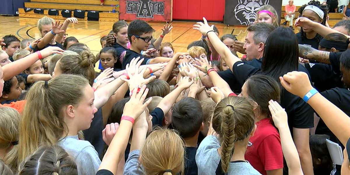 Matt Daniel Higher Hoops Camps underway at Arkansas State