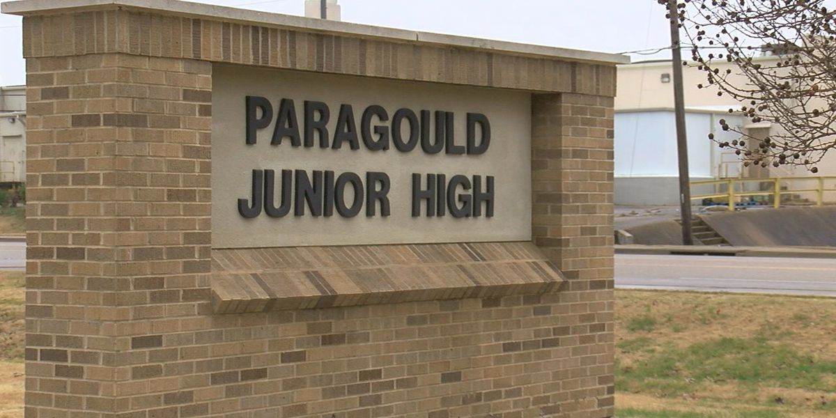 Small fire reported at Paragould Junior High