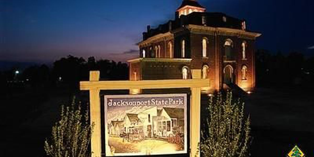 Park Day at Jacksonport State Park