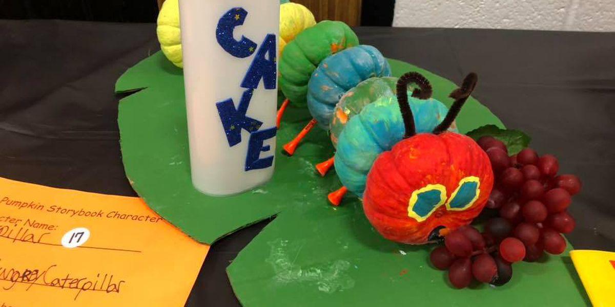 Poplar Bluff students decorate pumpkins to raise money for St. Jude's