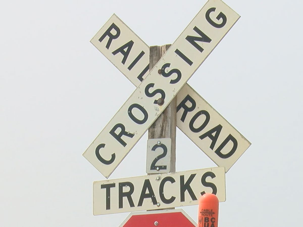 Following crash, official discusses Railroad Crossing safety